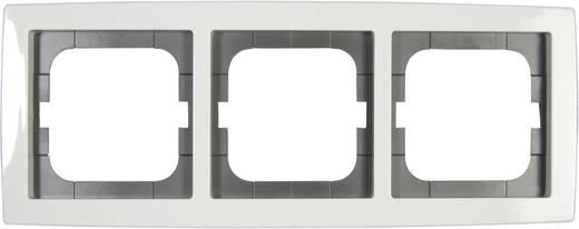 Busch-Jaeger 3fach Rahmen Solo Weiß 1723-84