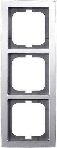 Busch-Jaeger 3fach Rahmen Solo Chrom 1723-80