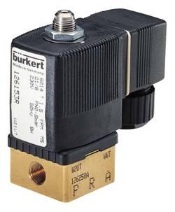 Vanne à commande directe 3/2 voies Bürkert 125360 230 V/AC G 1/8 Pression maxi: 10 bar 1 pc(s)