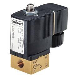 Priamo riadený ventil Bürkert 125360, 3/2-cestné, G 1/8, 230 V/AC