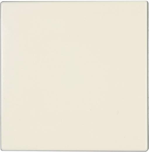 Jung Abdeckung Wechselschalter, Ausschalter, Kreuzschalter LS 990, LS design, LS plus Creme-Weiß LS 990