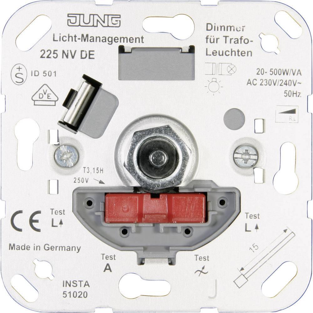 Dimmer Für Trafo Leuchten jung insert dimmer ls 990 as 500 cd 500 ls design ls plus from