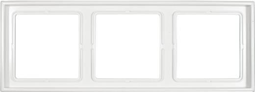 Jung 3fach Rahmen LS 990 Alpinweiß LS 983 WW
