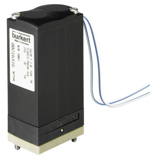 3/2-Wege Direktgesteuertes Ventil Bürkert 251634 24 V/DC Gehäusematerial Polyphenylensulfid Dichtungsmaterial FKM