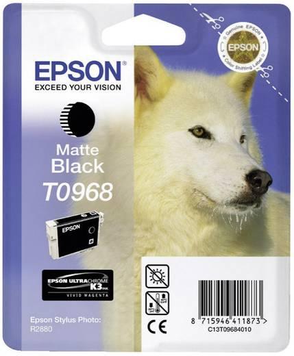 Epson Tinte T0968 Original Matt Schwarz C13T09684010