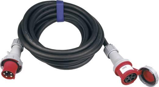 Strom Verlängerungskabel 63 A Schwarz 10 m SIROX 367.810