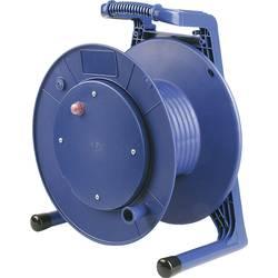 Plastový kabelový buben Jumbo, Ø 310 mm, bez kabelu, modrá