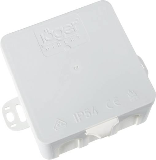 Abzweigkasten (L x B x H) 85 x 85 x 40 mm 7340034 Grau IP54
