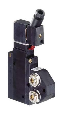 Vanne à servocommande 3/2 voies Bürkert 136763 220 V/DC, 240 V/DC G 1/8 Pression maxi: 10 bar 1 pc(s)