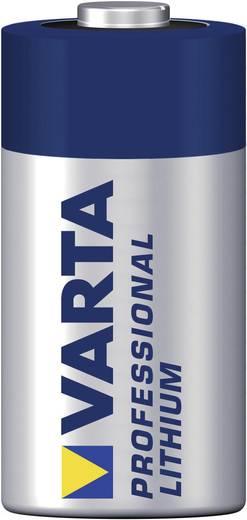 Fotobatterie CR-123A Lithium Varta Professional Photo CR 123 1480 mAh 3 V 1 St.