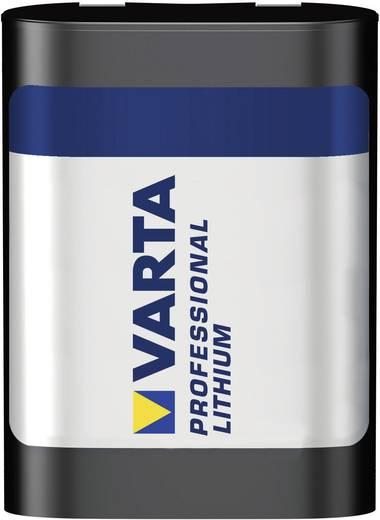 Fotobatterie 2CR5 Lithium Varta Professional Photo 2 CR 5 1600 mAh 6 V 1 St.