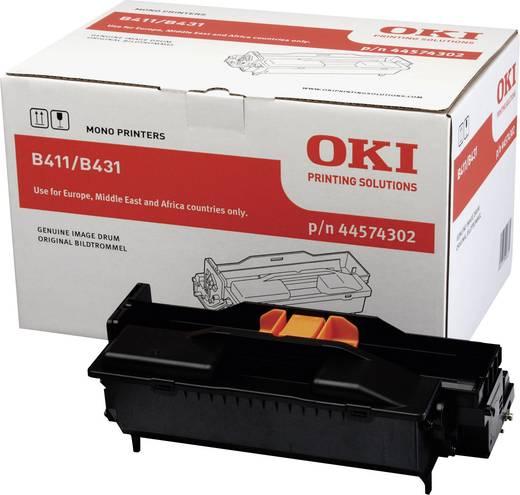 OKI Trommeleinheit Drum Unit B411 B431 MB461 MB471 MB491 44574302 Original Schwarz 25000 Seiten
