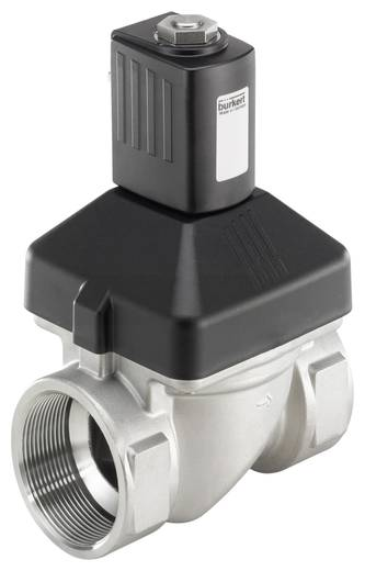 2/2-Wege Servogesteuertes Ventil Bürkert 228440 24 V/AC G 2 Muffe Nennweite 40 mm Gehäusematerial Edelstahl Dichtungsmat