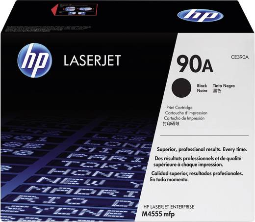 HP Toner 90A CE390A Original Schwarz 10000 Seiten