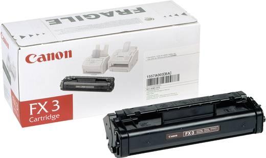 Canon Toner FX-3 1557A003 Original Schwarz 2700 Seiten