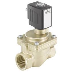 2/2-cestný servom riadený ventil Bürkert 221936, spojka G 3/4, 230 V/AC