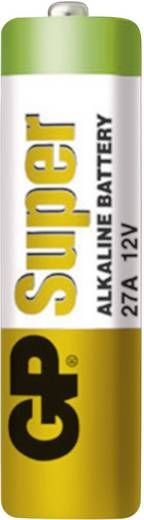 GP Batteries GP27A Spezial-Batterie 27 A Alkali-Mangan 12 V 19 mAh 1 St.