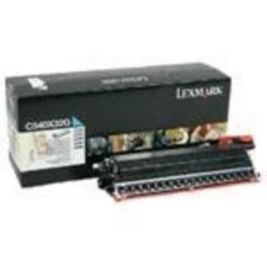 Lexmark Entwicklereinheit C540X32G C540X32G Original Cyan 30000 Seiten