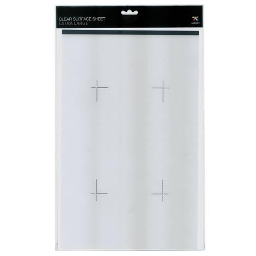 Grafiktablett-Bildschirmschutzfolie Wacom ACK-10042 Klar