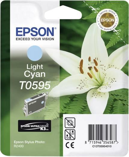 Epson Tinte T0595 Original Light Cyan C13T05954010