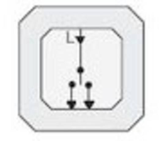 GIRA Einsatz Jalousie-Taster Standard 55, E2, Event Klar, Event, Event Opak, Esprit, ClassiX, System 55 015400