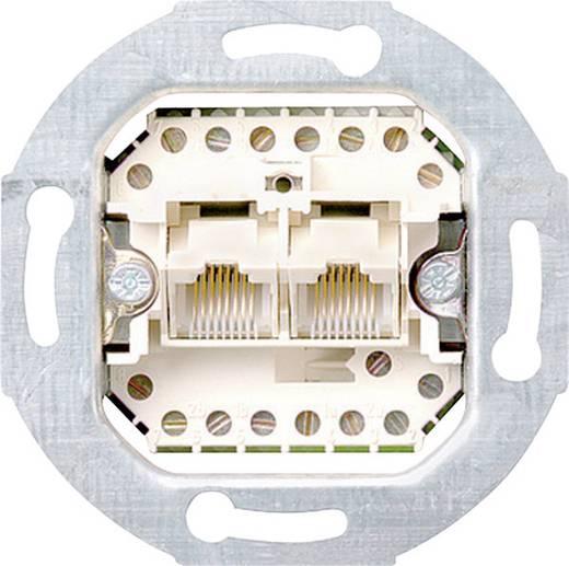 GIRA Einsatz UAE-/IAE-/ISDN-Steckdose Standard 55, E2, Event Klar, Event, Event Opak, Esprit, ClassiX, System 55 019000