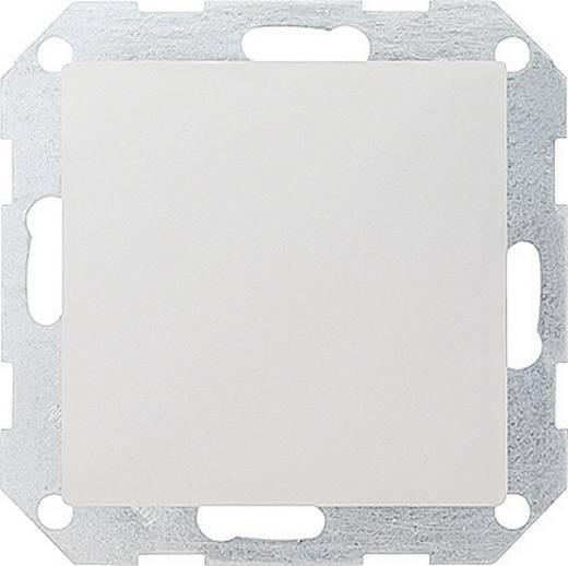 GIRA Abdeckung Blindabdeckung System 55, Standard 55, E2, Event, Event Klar, Event Opak, Esprit, ClassiX Sauber-Weiß (glänzend) 0268 03