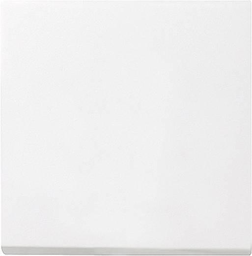 GIRA Abdeckung Wechselschalter, Ausschalter, Kreuzschalter System 55, Standard 55, E2, Event, Event Klar, Event Opak, Esprit, ClassiX Sauber-Weiß (glänzend) 029603