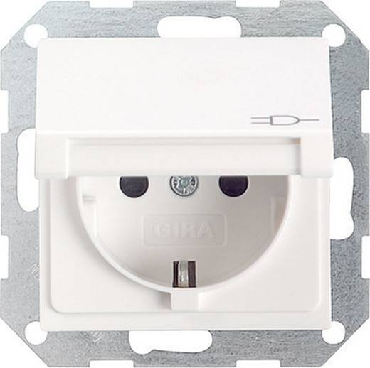 GIRA Einsatz Schutzkontakt-Steckdose System 55, Standard 55, E2, Event, Event Klar, Event Opak, Esprit, ClassiX Sauber-