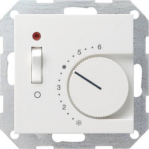 GIRA Einsatz Thermostat System 55, Standard 55, E2, Event, Event Klar, Event Opak, Esprit, ClassiX Reinweiß, Matt 039227