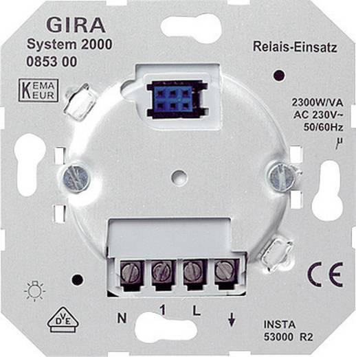 GIRA Einsatz Bewegungsmelder, Relais-Schalt-Einsatz Standard 55, E2, Event Klar, Event, Event Opak, Esprit, ClassiX, System 55 085300