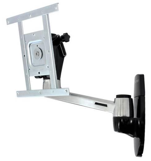 ergotron lx hd wall mount swing arm tv wandhalterung 25 4. Black Bedroom Furniture Sets. Home Design Ideas