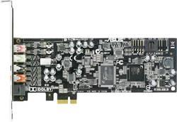5.1 interní zvuková karta Asus XONAR DGX PCIe digitální výstup, externí konektor na sluchátka