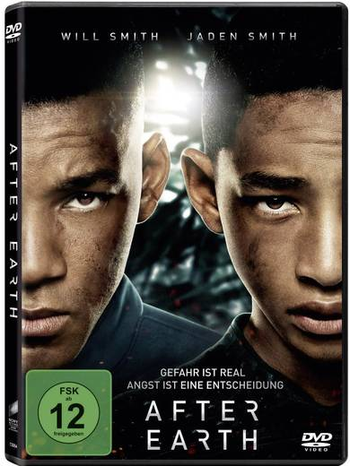 DVD After Earth FSK: 12