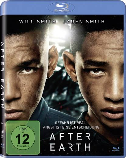 blu-ray After Earth FSK: 12