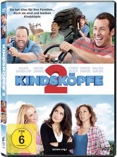 DVD Kindsköpfe 2 FSK: 6