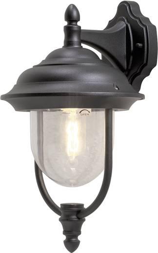 Außenwandleuchte Energiesparlampe, LED E27 75 W Konstsmide Parma 7222-750 Schwarz