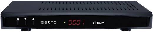 Estro Receiver E1 SCI+ Sky HDTV CI+ HbbTV PVRready SAT-Receiver