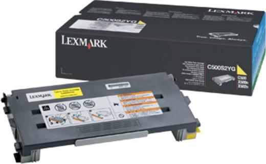 Lexmark Tonerkassette C500S2YG