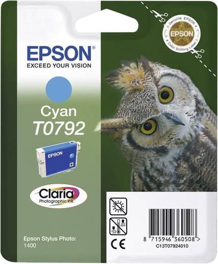 Epson Tinte T0792 Original Cyan C13T07924010
