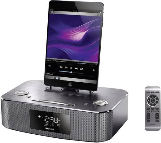 philips dc295 ukw radio mit lightning dockingstation f r. Black Bedroom Furniture Sets. Home Design Ideas