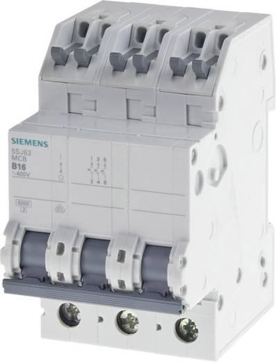 Leitungsschutzschalter 3polig 13 A Siemens 5SJ63136KS