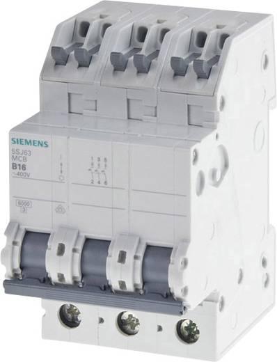 Leitungsschutzschalter 3polig 20 A Siemens 5SJ63206KS