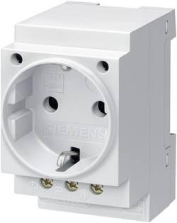 Zásuvka na DIN lištu Siemens 5TE6800, 16 A, 250 V, bez víčka