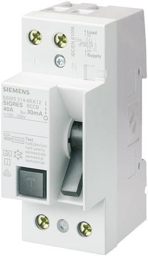 FI-Schutzschalter 2polig 25 A 0.3 A 230 V Siemens 5SM36126