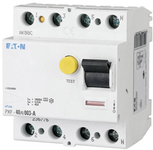 FI-Schutzschalter 4polig 40 A 0.03 A 400 V Eaton 236776