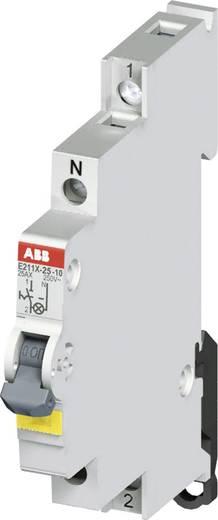 Ausschalter mit LED 25 A 1 Schließer 250 V/AC ABB 2CCA703101R0001