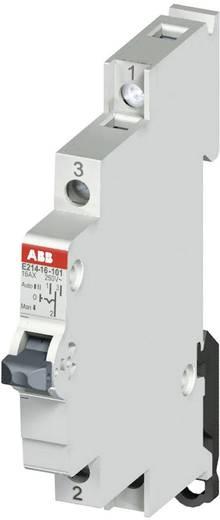 Gruppenschalter 16 A 1 Wechsler 250 V/AC ABB 2CCA703025R0001