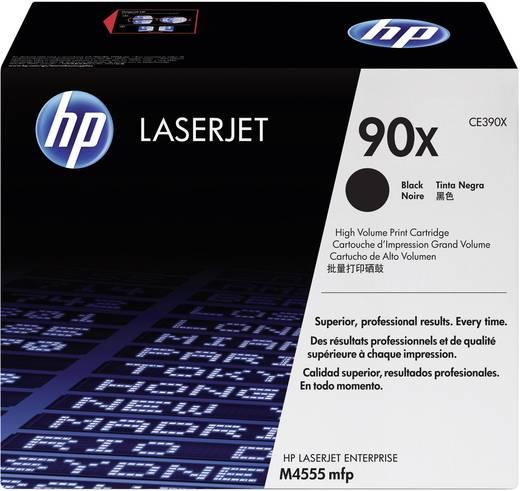 HP Toner 90X CE390X Original Schwarz 24000 Seiten