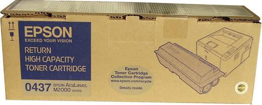 Epson Toner S050437 C13S050437 Original Schwarz 8000 Seiten